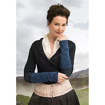 Outlander Yarn Kit-Pursuit Of Craigh Na Dun Arm Warmers 600-615