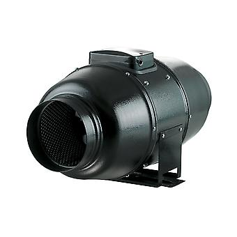 Vents mixed-flow inline fan TT Silent M 125 Series 340 m³/h IPX4 with ball-bearing