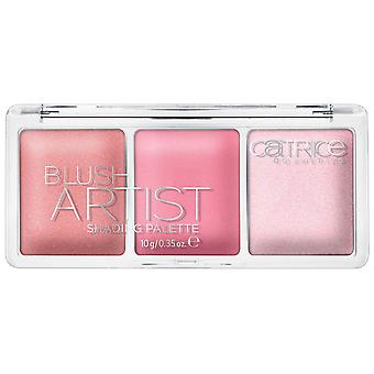 Catrice Cosmetics And Blush Palette Artist framing projector