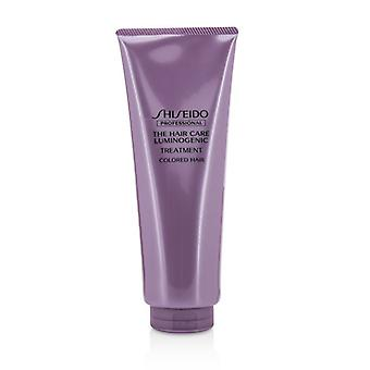 Shiseido de Hair Care Luminogenic behandeling (gekleurd haar) 250g/8,5 oz