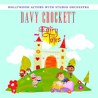 Hollywood Actors with Studio Orchestra - Davy Crockett USA import