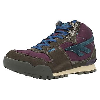 Ladies Hi-Tec Walking/Trainer Boots Sierra Lite