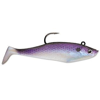 Storm Wildeye Swim Shad 3-inch Fishing Lures (3-Pack) - Purple Shad