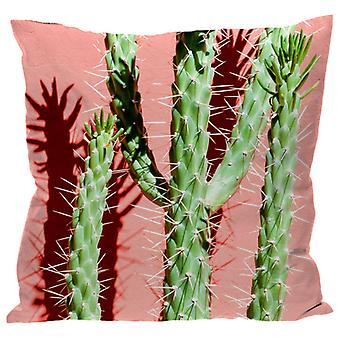 Cacto rosa Puckator almofada 50 x 50cm