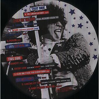 MC5 - Kick Out the Jams! 1966-1970 [vinyl] USA importare
