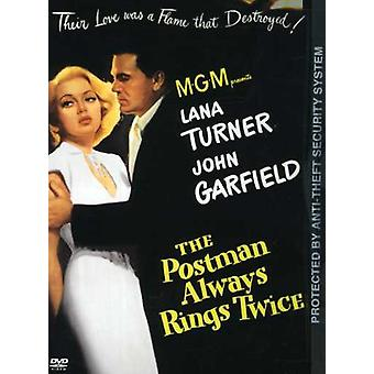 Postman Always Rings Twice (1946) [DVD] USA import