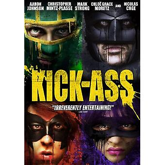 Importer des USA de Kick-Ass [DVD]