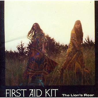 First Aid Kit - Løvens brøl [CD] USA importerer
