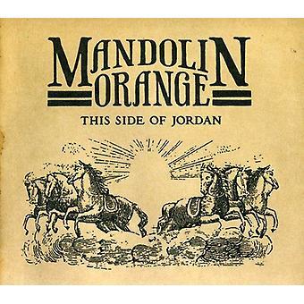 Mandolin Orange - denne Side af Jordan [CD] USA importerer
