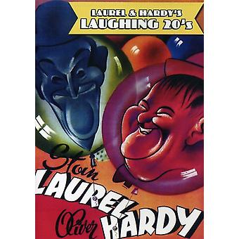 Laurel & Hardy - Laurel & Hardys Laughings [DVD] USA import