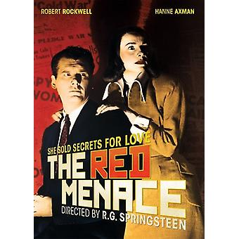 Red Menace (1949) [DVD] USA importieren
