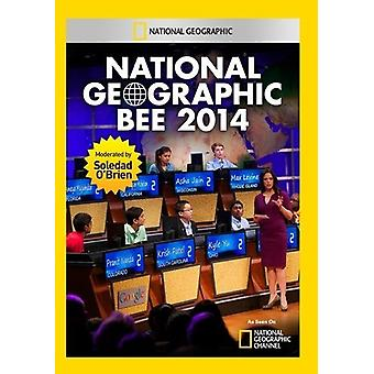 National Geographic Bee 2014 [DVD] USA import
