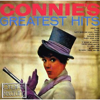 Connie Francis - Connie Greatest Hits [CD] USA tuonti