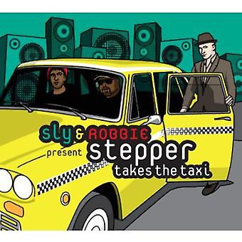 Sly & Robbie - Stepper Takes the Taxi [CD] USA import