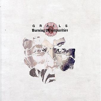 Grails - Burning Off Impurities [CD] USA import
