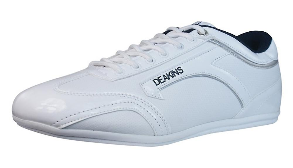 Nicholas Deakins Draco Mens Trainers / Schuhe - weiss