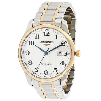 Longines Master Collection tofarvet automatisk Herre Watch L28935797