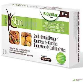 Biover I-Slim Active Carbohydrate Blocker 30 Cap. (Vitamins & supplements , Fibres)