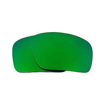 Best SEEK Polarized Replacement Lenses for Oakley TRIGGERMAN Green Mirror
