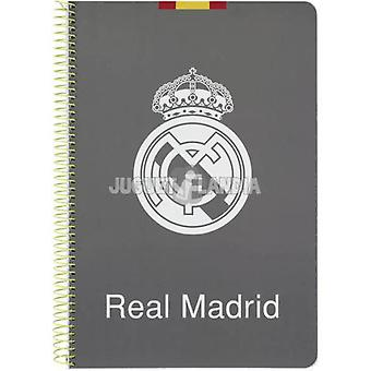Real Madrid Book Folio 80 H. Tapas Duras Real Madrid