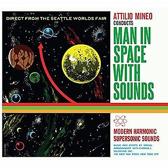 Attilio Mineo - mand i rummet med lyde [CD] USA importerer