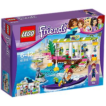 Lego 41315 Friends Heartlake Surf Shop (Toys , Constructions , Buildings)