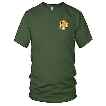 US Army - 104th kavalleriregemente broderad Patch - Mens T Shirt