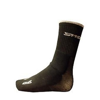 Sherwood performance Skate sock, short - black (2 Pack)