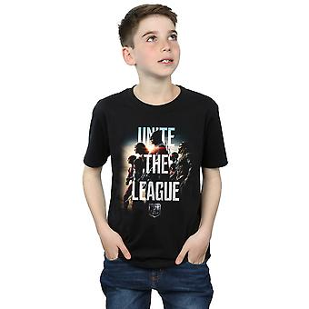 DC Comics gutter Justice League film forene League t-skjorte