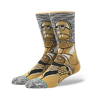 Stance Star Wars Android Crew Socks