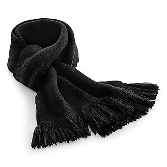 Beechfield Unisex Classic Knitted Scarf