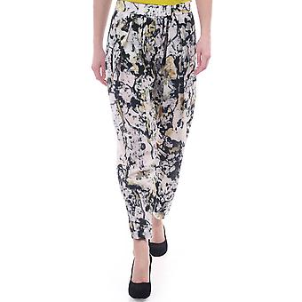 Vivienne Westwood Anglomania Low Crotch Printed Trousers