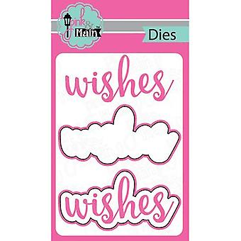 Pink And Main Dies-Wishes PNM086