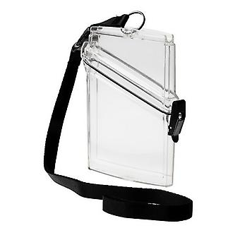 Witz Passport Locker Case - Clear