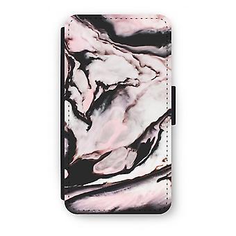 Samsung Galaxy S6 Edge Flip Case - roze stream