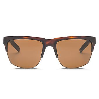 Electric Knoxville Pro Sunglasses - Matte Tort / Bronze