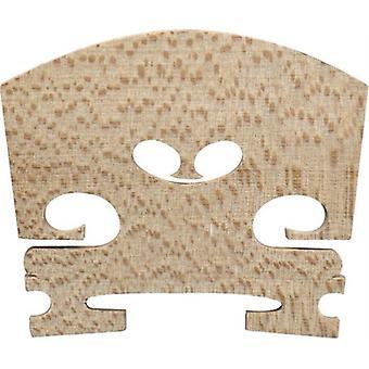 Stentor 1/2 Size Violin Fitted Maple Bridge