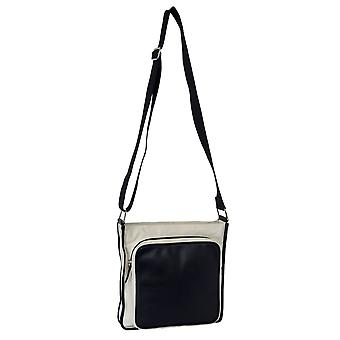 Burgmeister ladies shoulder bag T201-250 canvas/leather