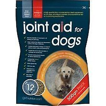 Gro Well Joint Aid For Dogs + Omega 3, 500g