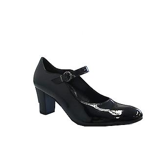 Gabor Womens Shoe 92.167 Black
