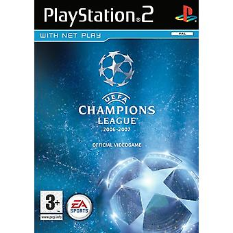 UEFA Champions League 2006-2007 (PS2)