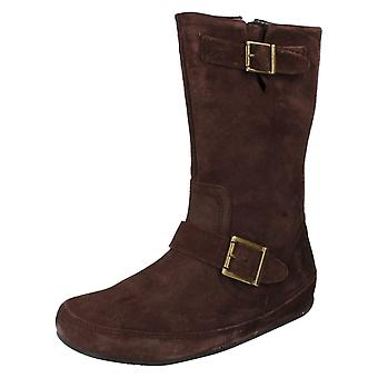 Ladies Hush Puppies Ankle Boots Style - Hargrave