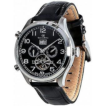 Carl of Zeyten men's watch wristwatch automatic Schönwald CVZ0003BK