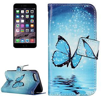 Tasche Wallet Premium Muster 71 für Apple iPhone 7 Hülle Case Cover Etui