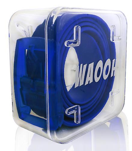Waooh - belt plastic Waooh Navy