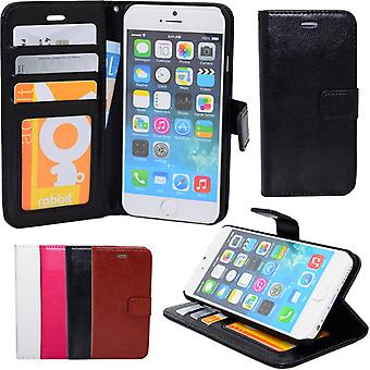 iPhone 6/6S-wallet pouch leather ID Pocket