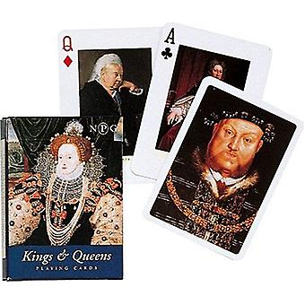 Kings And Queens Set Of Playing Cards + Jokers