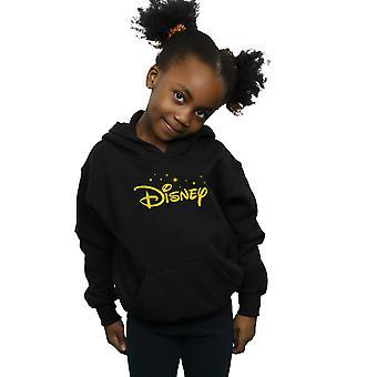 Disney Girls Logo Stars Hoodie