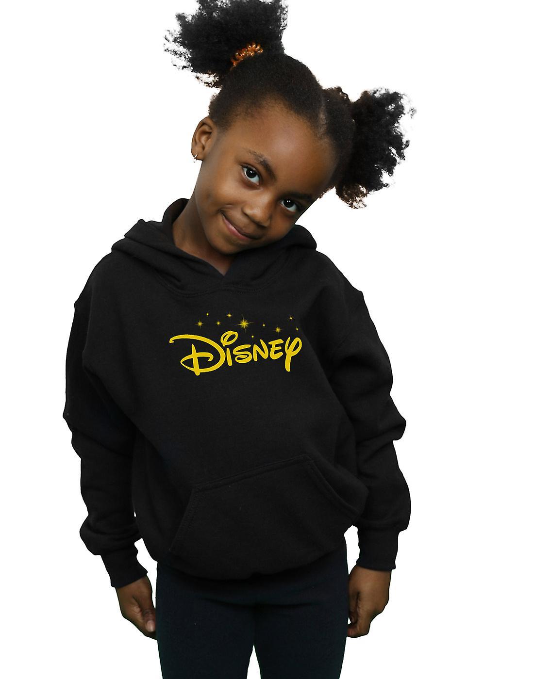 Stars de Disney Girls Logo Hoodie