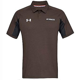 2018-2019 St Pauli Team Polo-Shirt (Holz)